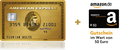American Express Gold Amazon