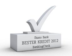 bester kredit 2012 ikano bank. Black Bedroom Furniture Sets. Home Design Ideas