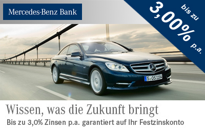 Mercedes-Benz Bank Festzins