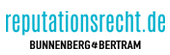 reputationsrecht | Bunnenberg & Bertram - Premiumpartner des Banking and Insurance Summit 2016