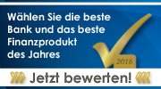 BankingCheck Award 2016 | Banner 180x100 - Version 3