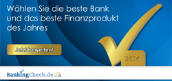 Flyer BankingCheck Award 2016 - Version 2